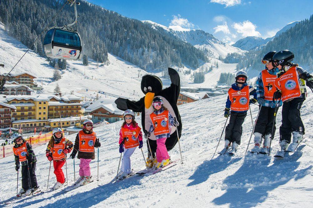Skischule Top Alpin Walchhofer - Mit Spaß und Freude Skifahren lernen