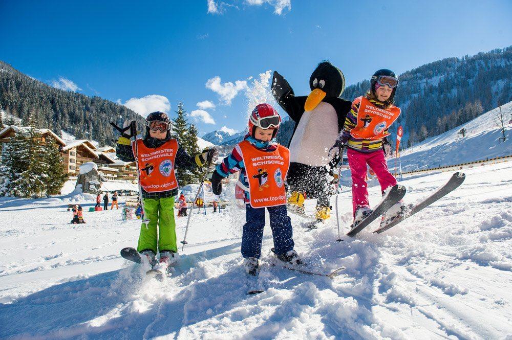 Skischule - Zauchensee - Ski Amadé - Top Alpin Walchhofer - Kinderland und Übungsgelände
