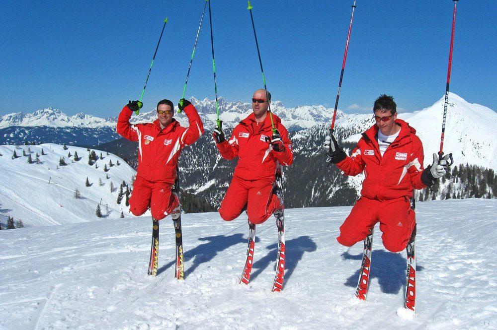 Skischule - Zauchensee - Top Alpin Walchhofer - Bestens ausgebildete Skilehrer und Snowboardlehrer