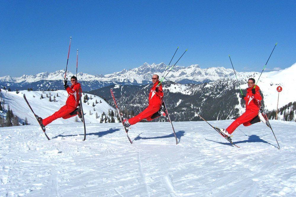 Skischule - Zauchensee - Skischule Top Alpin Walchhofer - Skilehrer und Snowboardlehrer