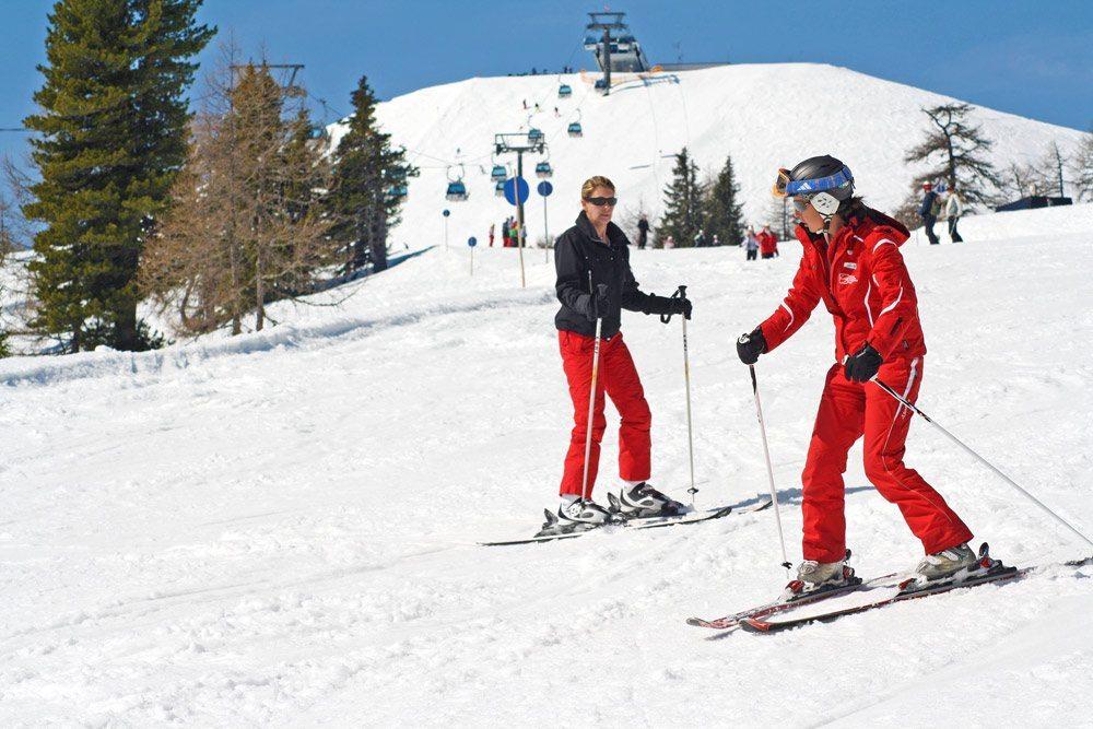 Skischule - Zauchensee - Kurse für Anfänger und Fortgeschrittene im Skigebiet Zauchensee