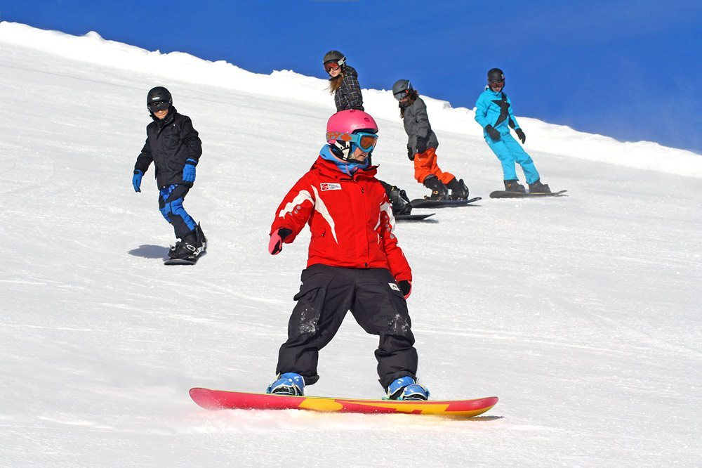 Skischule - Zauchensee - Top Alpin Walchhofer - Snowboardkurse für Kinder und Erwachsene