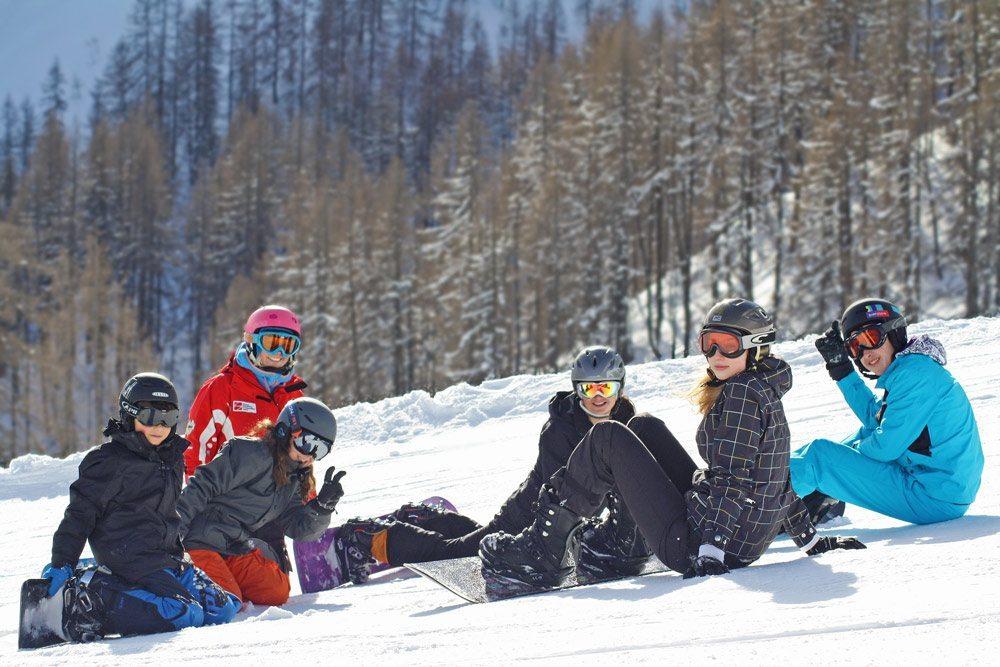 Skischule Top Alpin Walchhofer - Snowboardkurse in Zauchensee