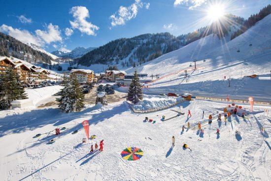 Skischule Top Alpin Walchhofer, BOBO Bambine Club