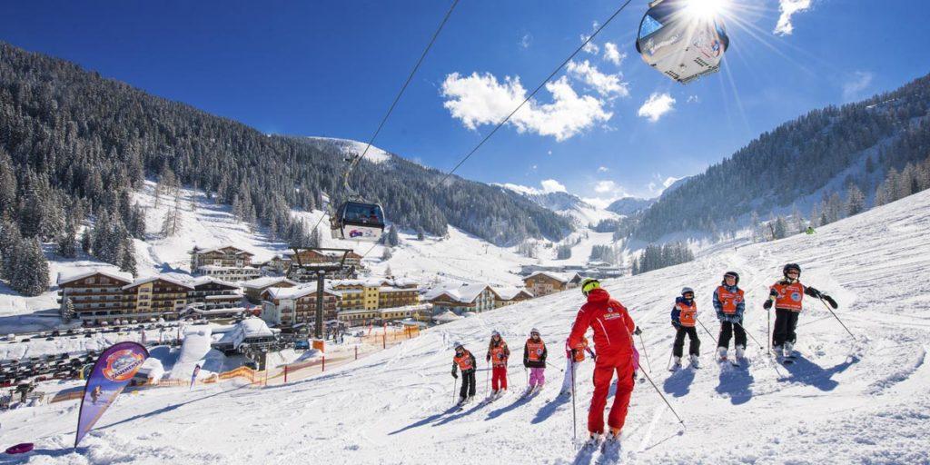 Skischule - Zauchensee - Top Alpin - Kinderskikurse für Anfänger und Fortgeschrittene