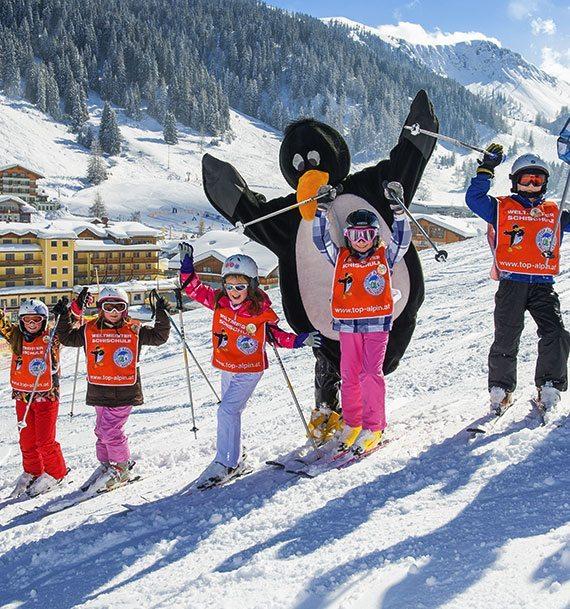 Skischule Top Alpin - Walchhofer - Skischule Zauchensee