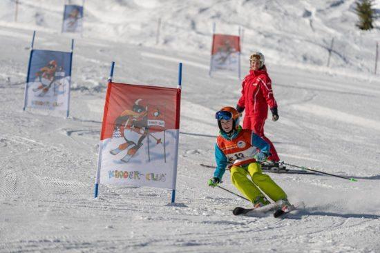 Skirennen –Schischule Top Alpin in Altenmarkt-Zauchensee, Ski amadé