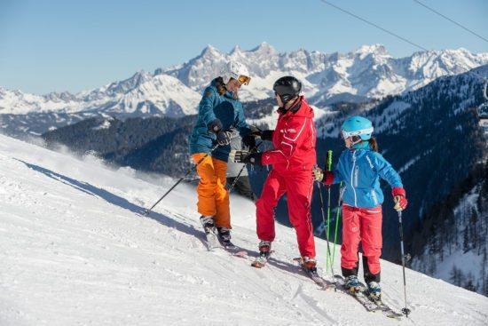 Erwachsenen-Skikurse – Anfänger & Fortgeschrittene – Schischule Top Alpin in Altenmarkt-Zauchensee, Ski amadé