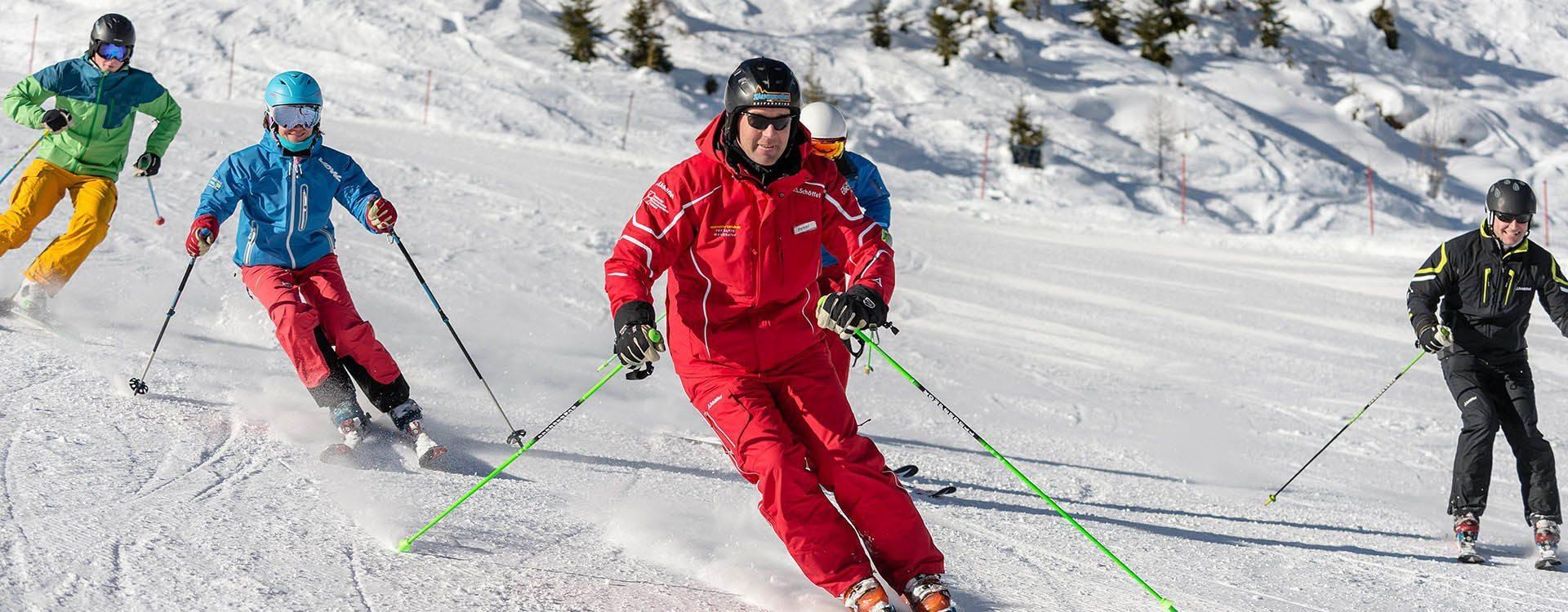 Skikurse für Erwachsene, Anfänger & Fortgeschrittene – Schischule Top Alpin in Altenmarkt-Zauchensee, Ski amadé