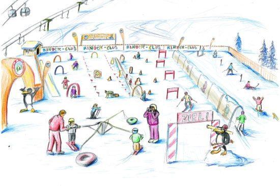 Schikurse für Kinder – Schischule Top Alpin in Altenmarkt-Zauchensee, Ski amadé