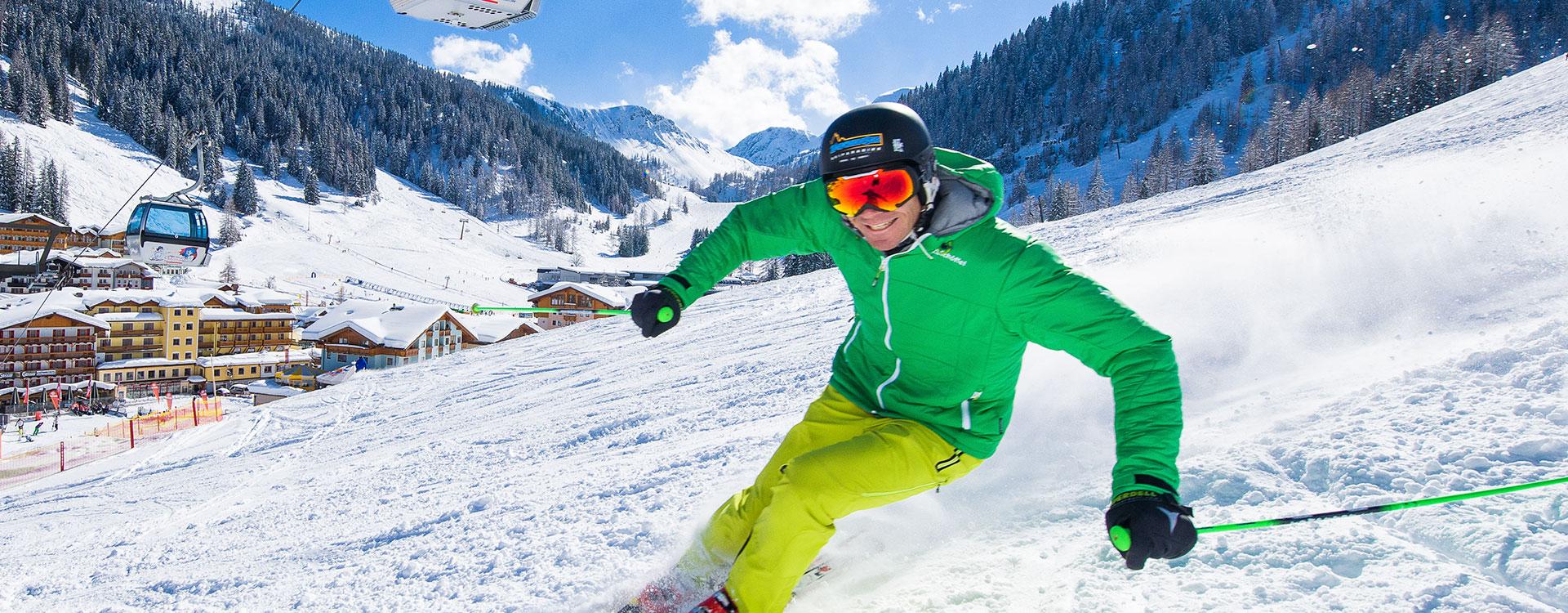 Schischule Top Alpin in Altenmarkt-Zauchensee, Ski amadé