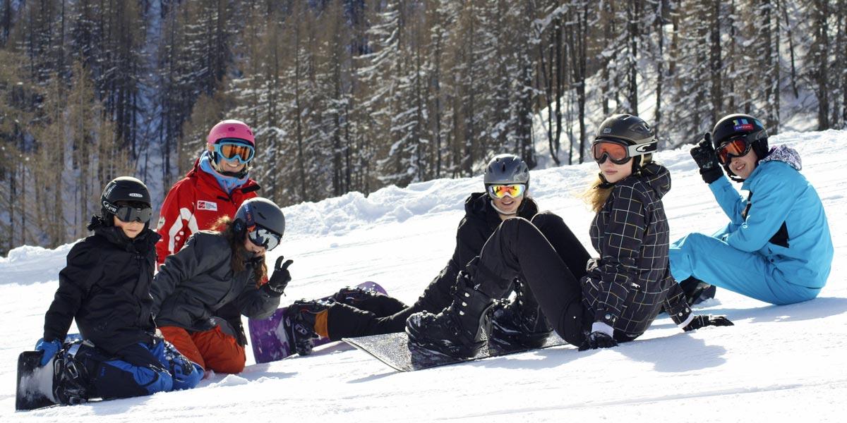 Skischule Top Alpin Walchhofer - Snowboardkurse mit neuesten Unterrichtsmethoden
